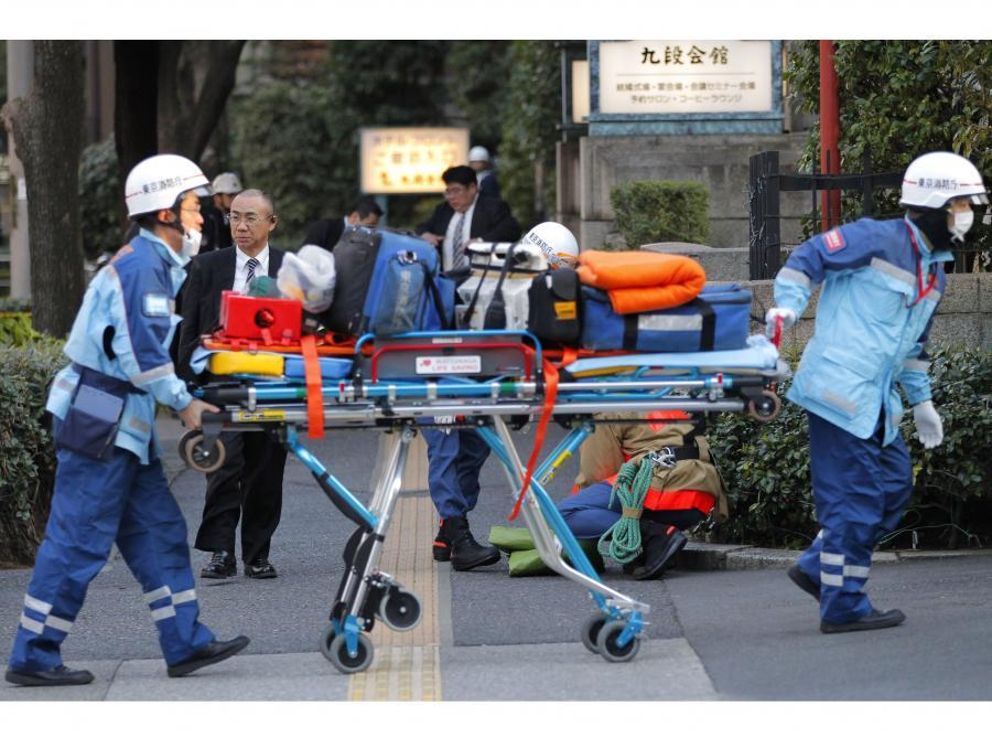 Obniżył się poziom radiacji w wodzie kranowej w Tokio