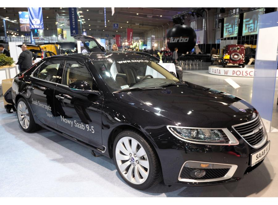 Saab zbankrutował