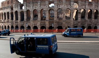 Nie trzeba będzie bać się mandatu za jedzenie przy Koloseum