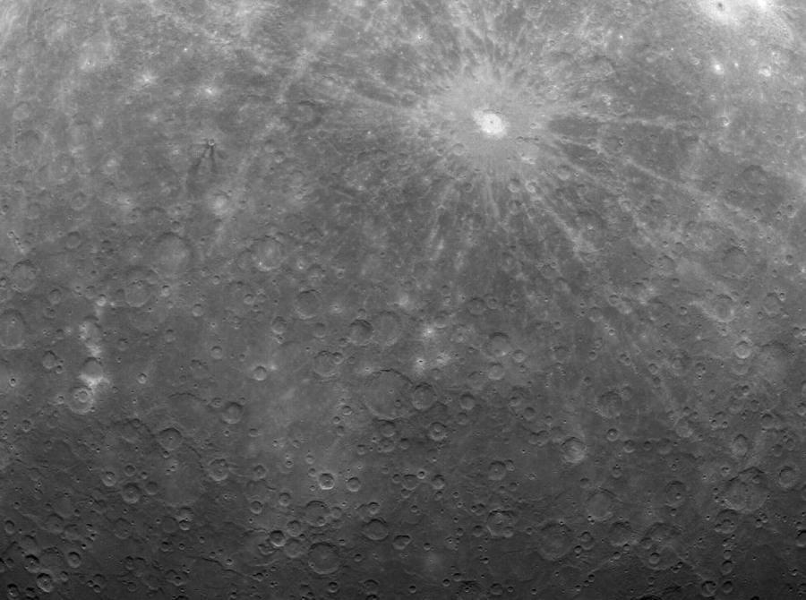Sonda przesłała historyczne zdjęcia z orbity Merkurego