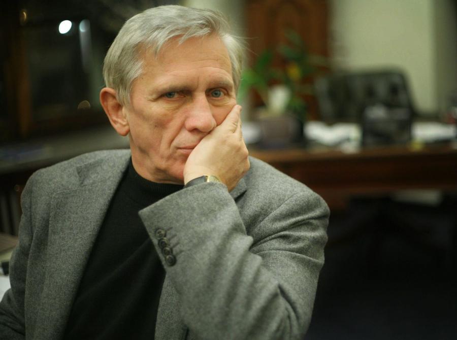 Dyrektor artystyczny Teatru Narodowego Jan Englert