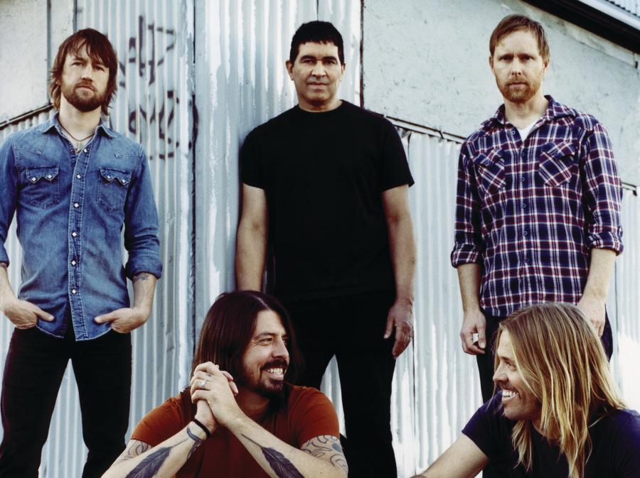 Nowy album Foo Fighters już w 2012 roku