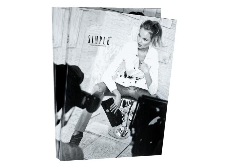 Wyjątkowy album SIMPLE CREATIVE PRODUCTS