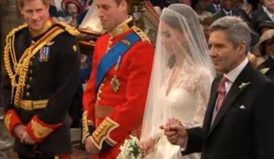 Książę William i Kate Middleton są już mężem i żoną