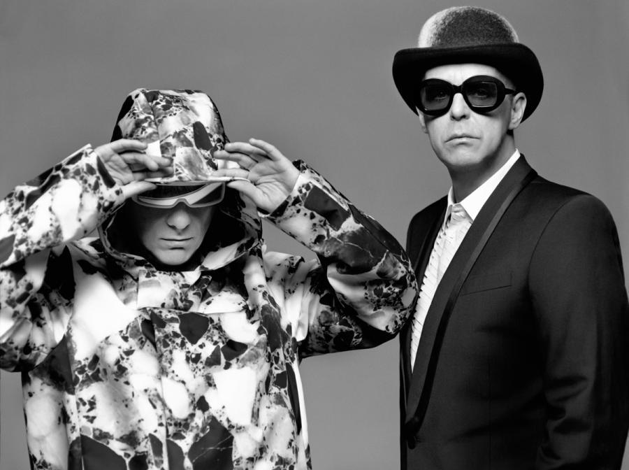 Pet Shop Boys jak z sowieckiego \