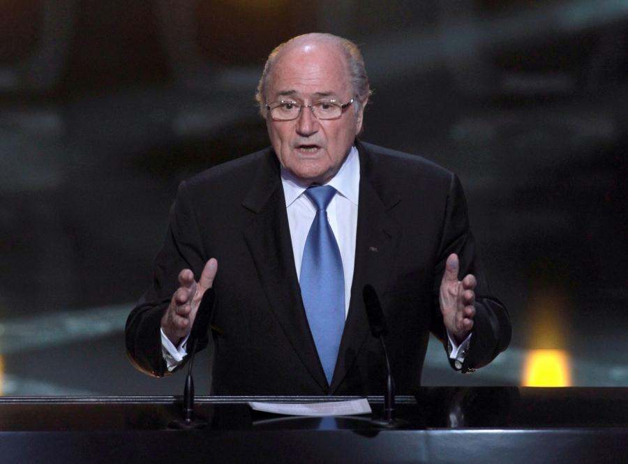 Jak wybrać gospodarza mundialu? Blatter chce zmian systemowych