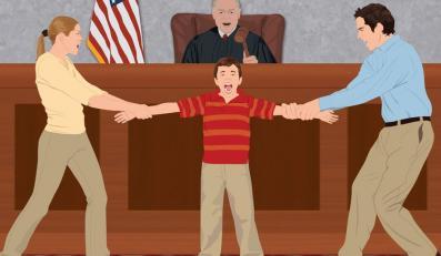 Spory o dzieci: który sąd je rozstrzyga?