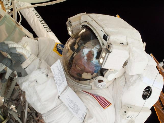 Astronauta Michael Fincke