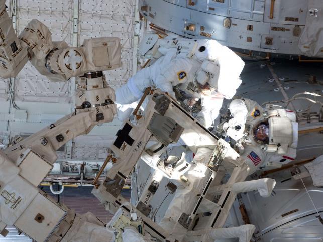 Zdjęcie udostępnione przez NASA T.V.
