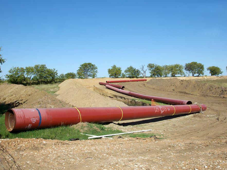 Plany wydobycia gazu łupkowego