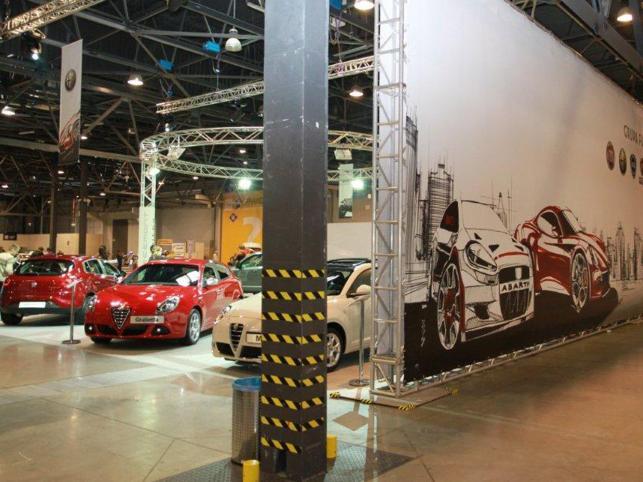 W Sosnowcu w hall w Expo Silesia ruszyły targi motoryzacyjne Auto Moto Show (od 10 do 12 czerwca)
