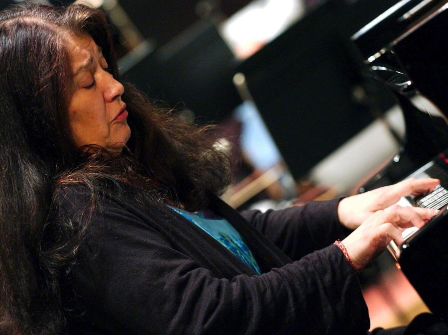 Martha Argerich skończyła 70 lat