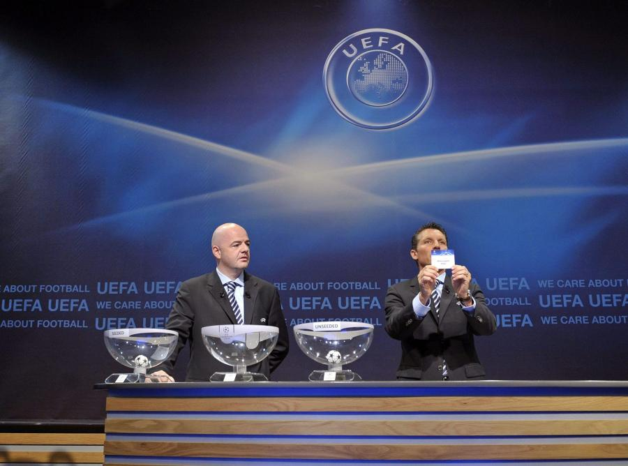 W Nyobyło się losowanie Europejskich Pucharów