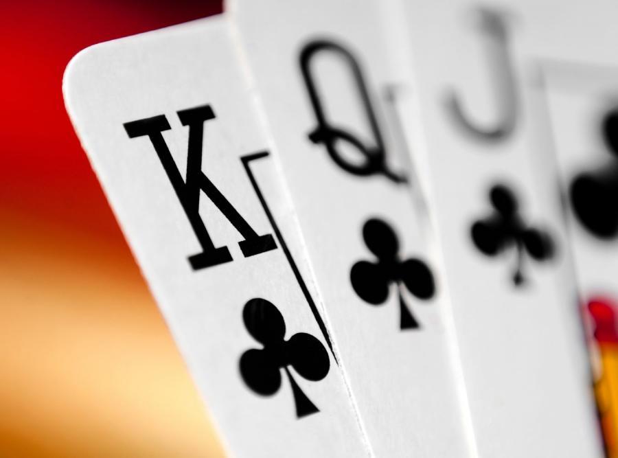 Brydż to gra popularna wśród światowych bogaczy