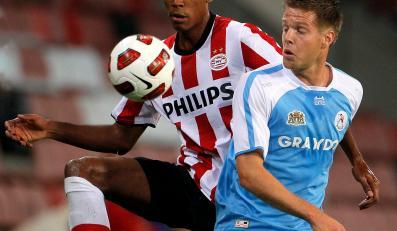 Johan Voskamp (w niebieskiej koszulce)