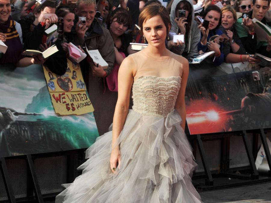 Emma Watson polubiła Harry\'ego z wiekiem