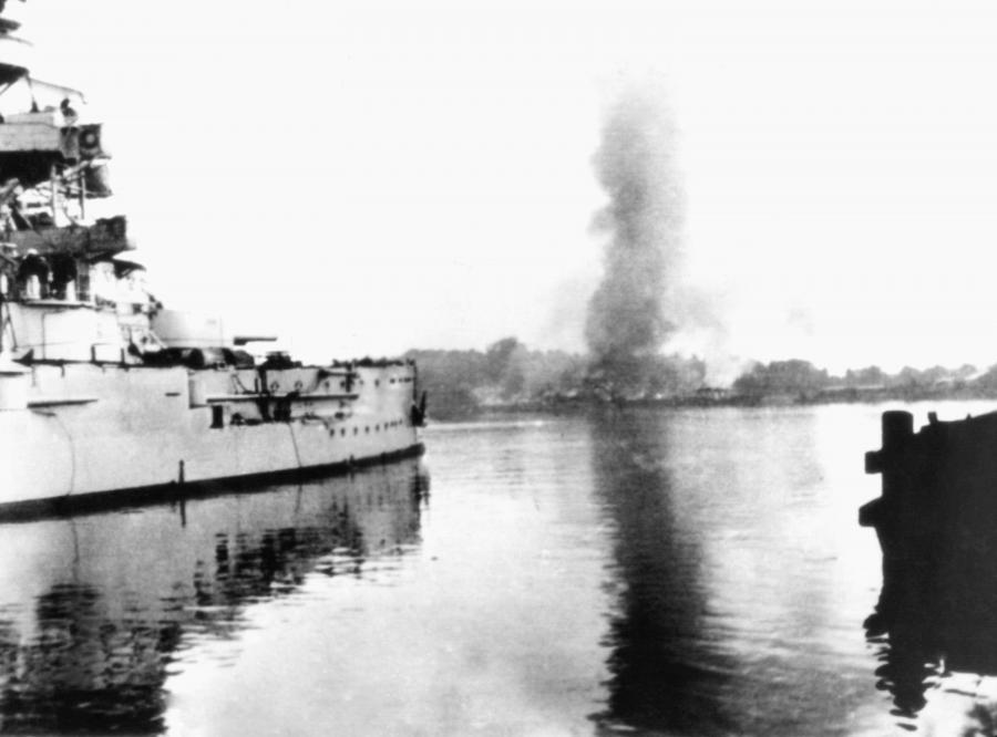 Westerplatte - 1 września 1939