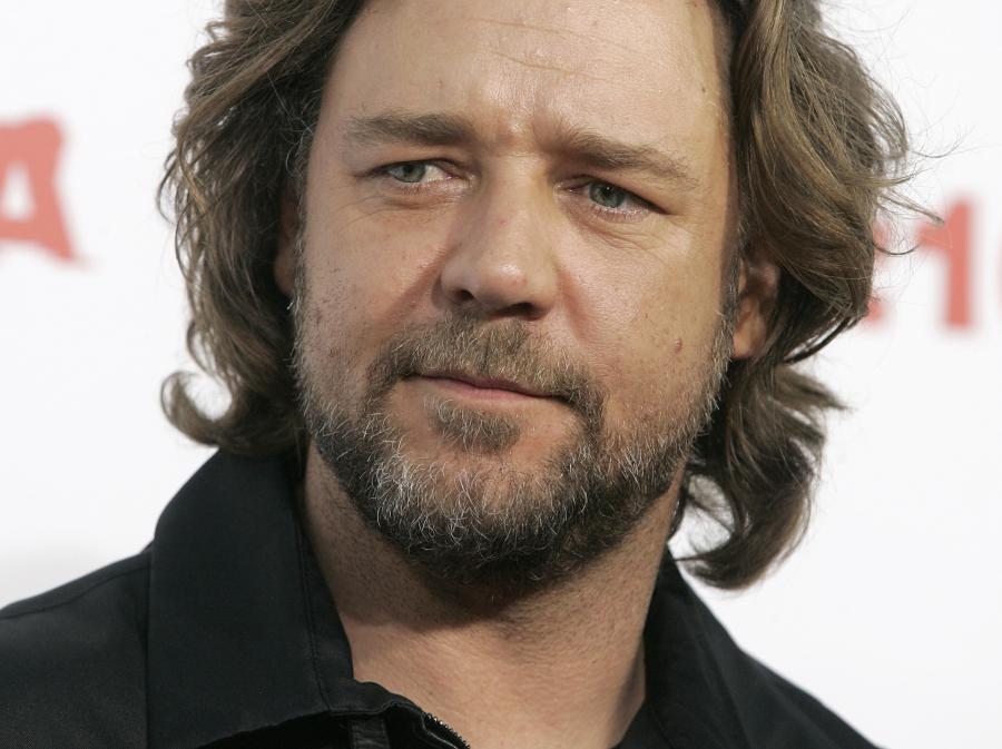 Russell Crowe chce zagrać w \