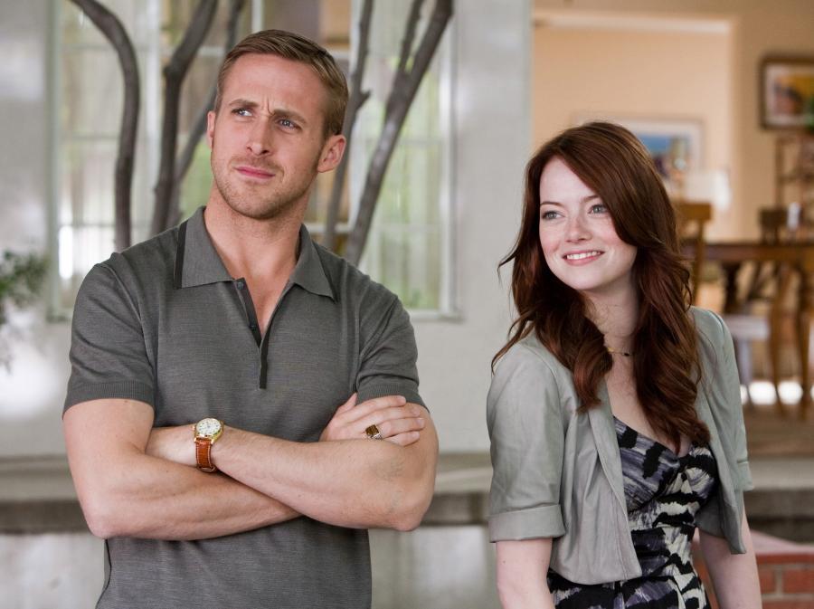 Ryan Gosling Kocha, lubi i... śmieje się