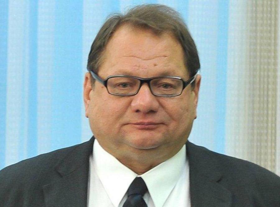 Ryszard Kalisz gubi kilogramy