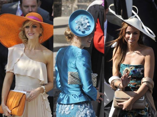 Arystokracja wśród mody: kreacje na ślubie królewskiej wnuczki
