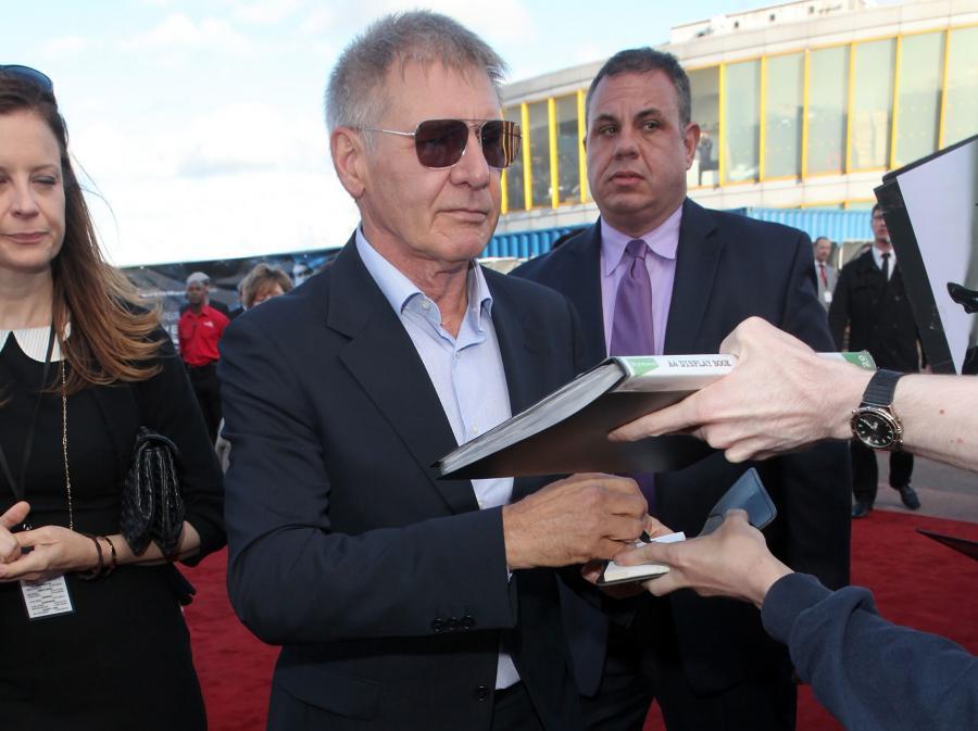 Harrison Ford gościem u nowego \