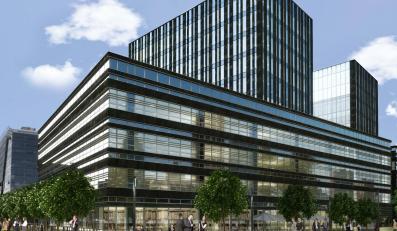 Nowe biura w miejscu byłych zakładów Róży Luksemburg
