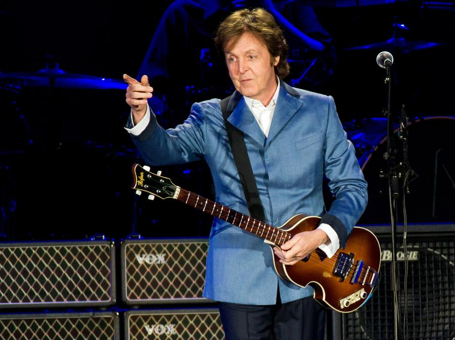 Paul McCartney upamiętnił dramat 11 września dokumentem \