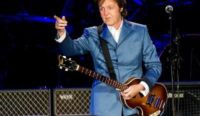 "Paul McCartney upamiętnił dramat 11 września dokumentem ""The Love We Make"""