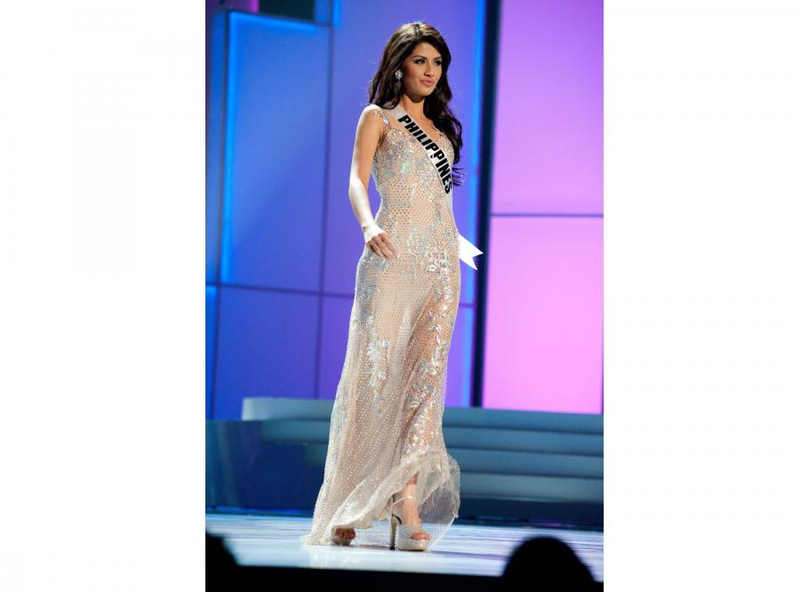 Miss Filipin 2011, Shamcey Supsup