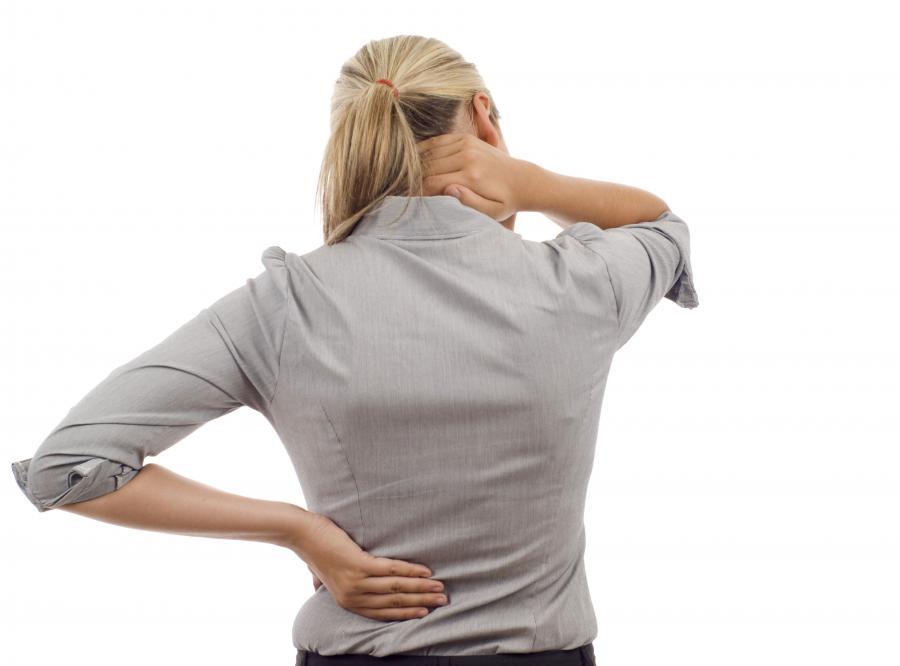 Łamanie w kościach to znak, że infekcja się rozwija