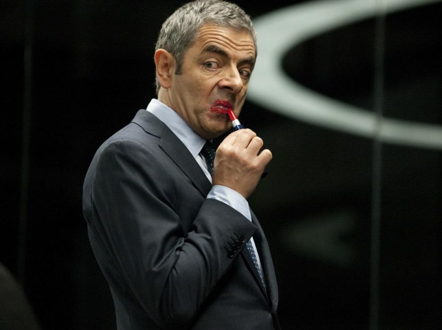 Johnny English – najgorszy agent świata