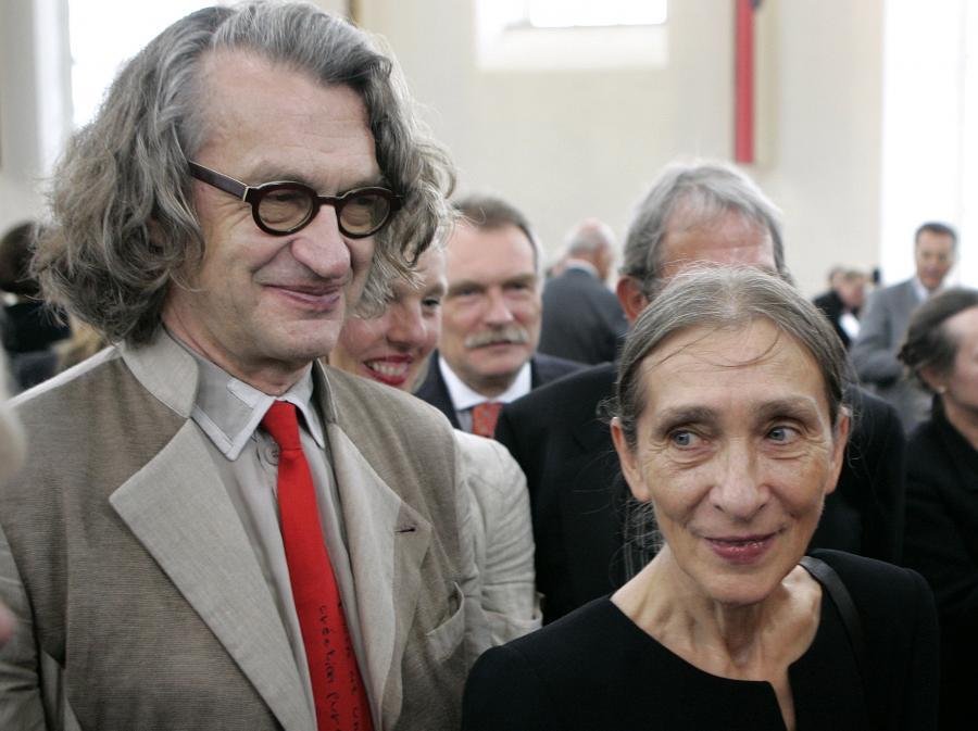 Wim Wenders i Pina Bausch