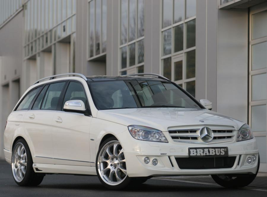Mercedes Brabus w wersji kombi - jeszcze lepszy