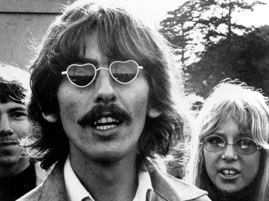 George Harrison w 1967 roku
