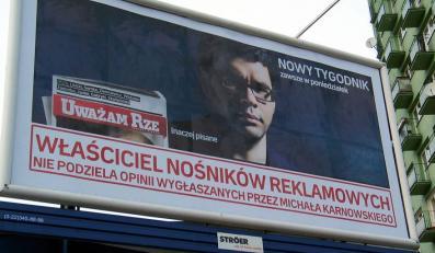 """Michał Karnowski zwolniony z radiowej """"Trójki"""""""