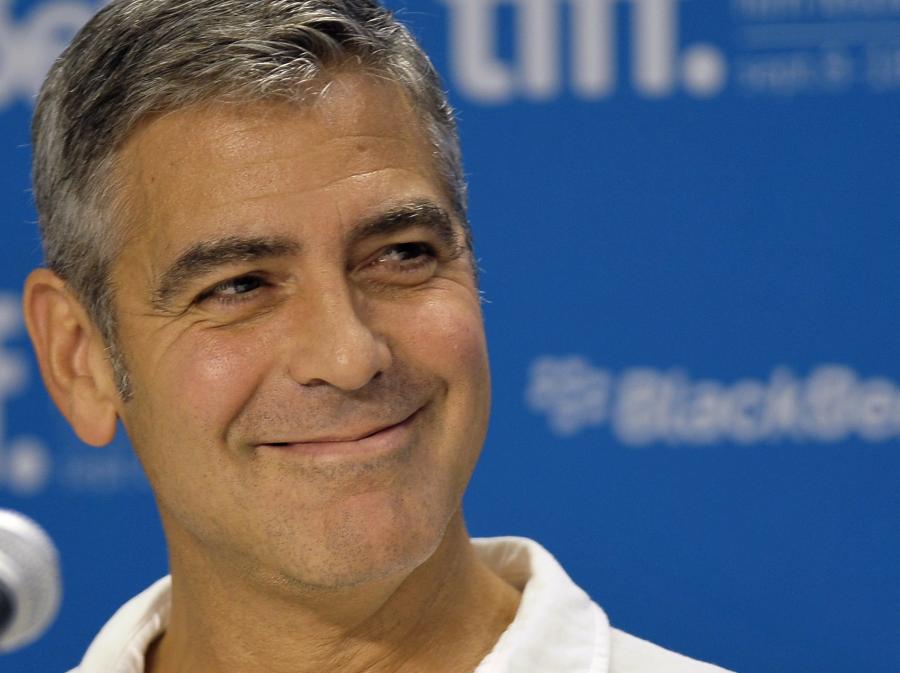 George Clooney: Batman odmienił moje życie