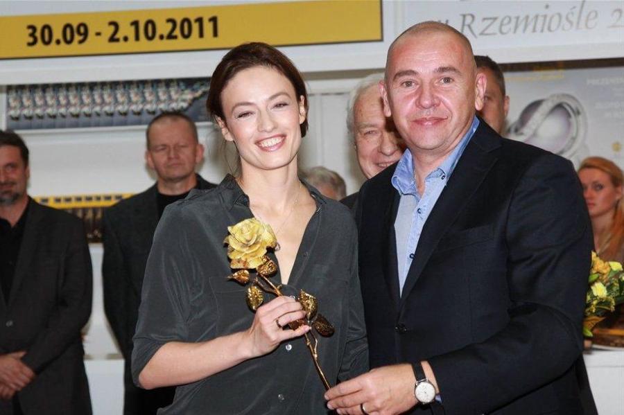 Aktorka nagrodzona za wrażliwość