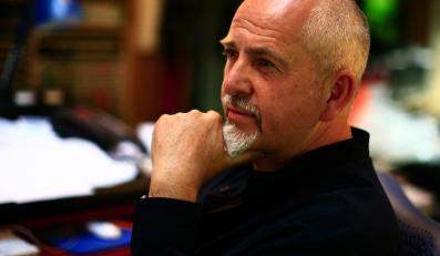 Peter Gabriel udostępnił w internecie nowy album