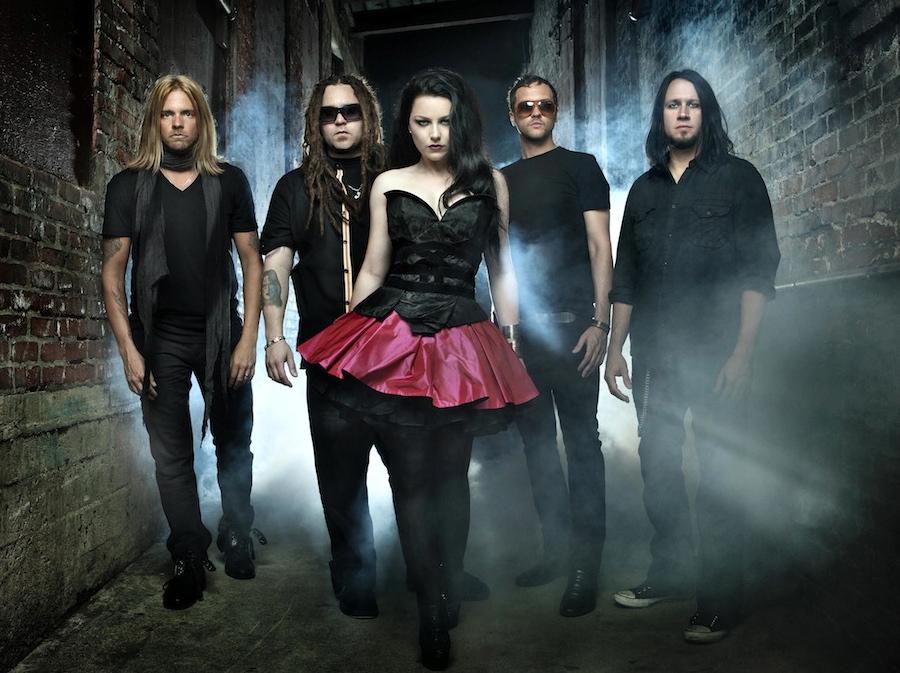 Evanescence promuje swój trzeci album
