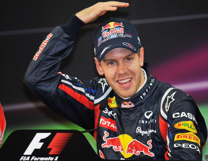 Formuła 1: Vettel zdobył pole position do GP Japonii