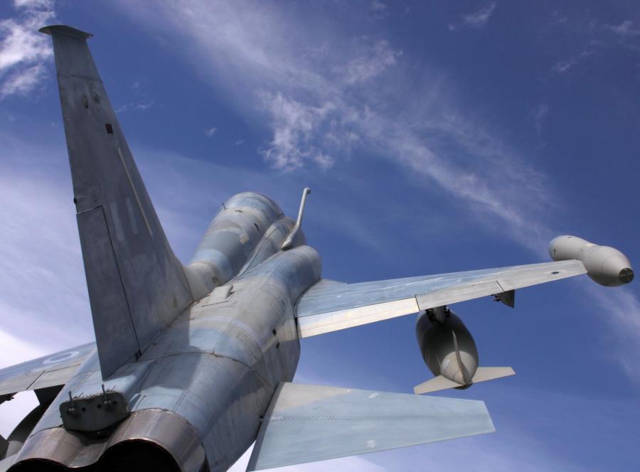 Dochód z aukcji trafi na rehabilitację byłego pilota Sił Powietrznych chorującego na stwardnienie rozsiane