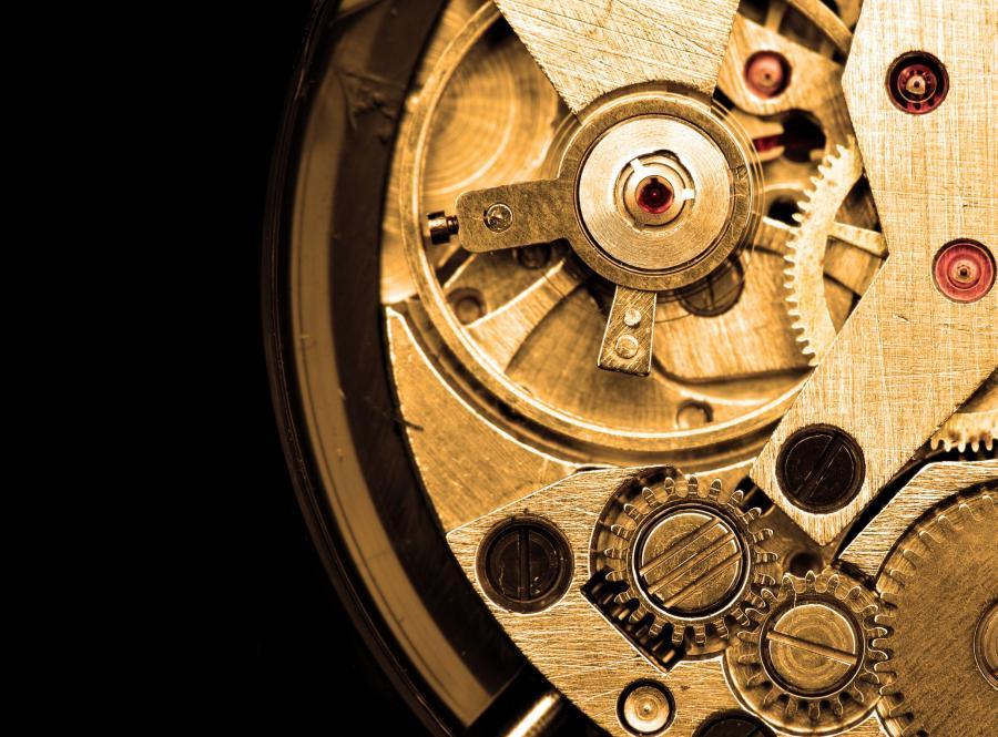Papieski zegarek został wykonany ręcznie w niemieckiej manufakturze na zlecenie Rycerzy Zakonu Maltańskiego na 80-te urodziny Jana Pawła II