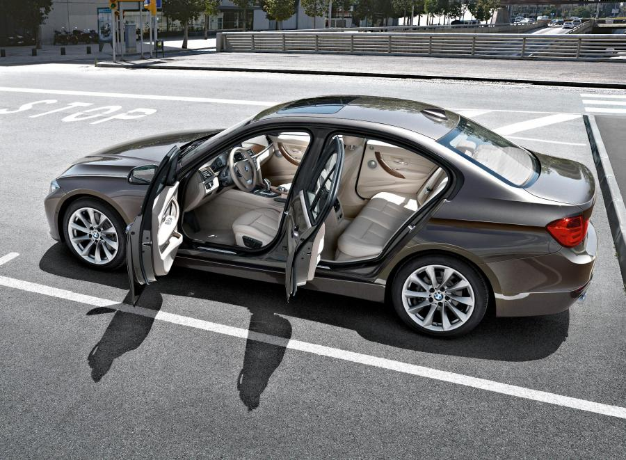 BMW serii 3 zostało najpiękniejszym samochodem roku 2011