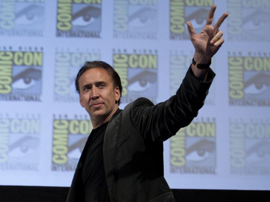 Nicolas Cage znów zabija zwrokiem