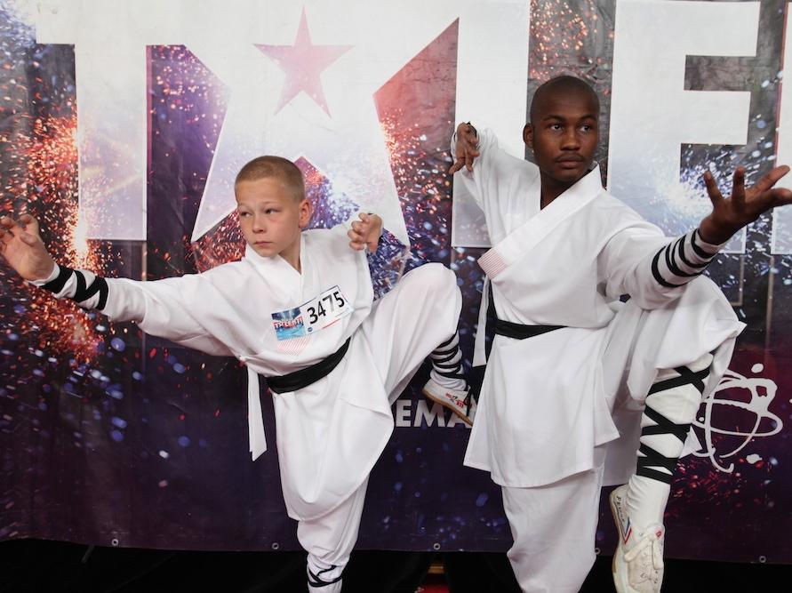 Kung Fu Dynamics