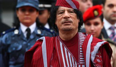 Muammar Kadafi