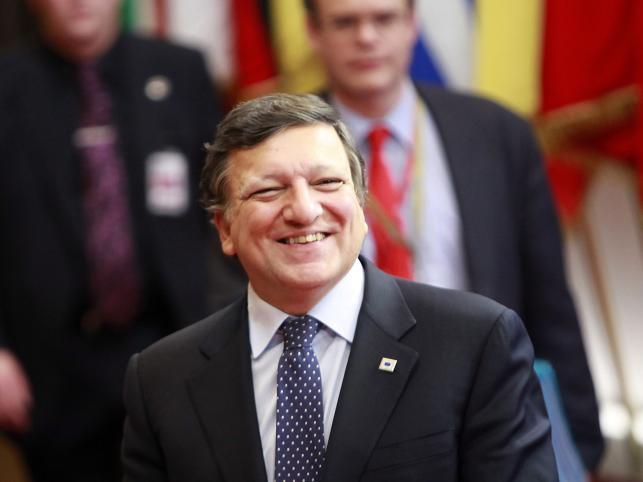 Przewodniczący Komisji Europejskiej Jose Manuel Barroso