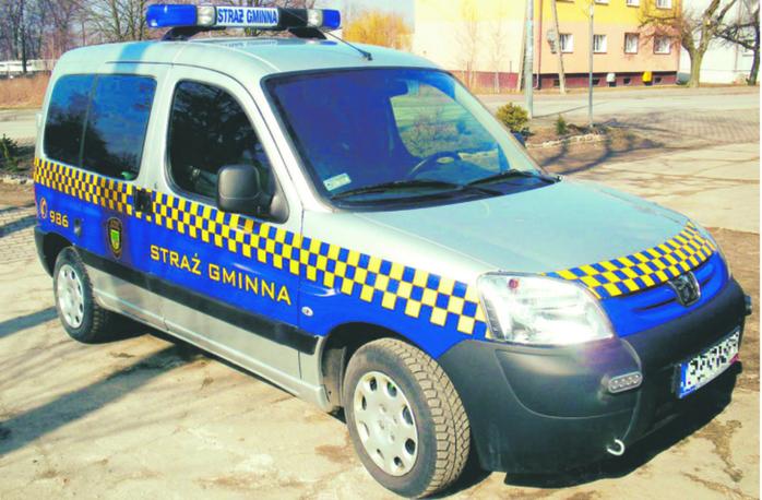 Samochody straży gminnej będą wyglądać tak samo w całym kraju