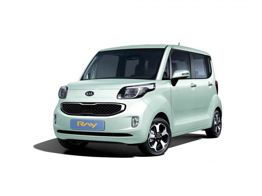 Kia ray - nowy wózek do miasta